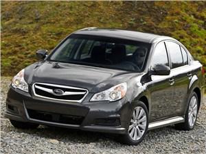 Вещь в себе (Subaru Impreza, Subaru Forester, Subaru Legacy) Legacy -