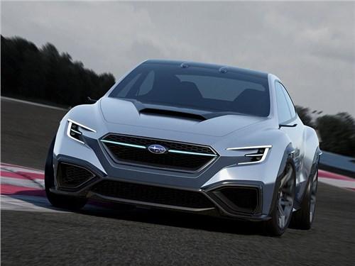 Новость про Subaru WRX - Subaru Viziv Perfomance