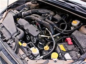 Subaru XV 2012 двигатель