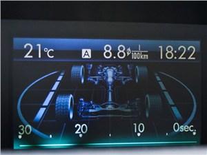 Subaru XV 2012 бортовой компьютер