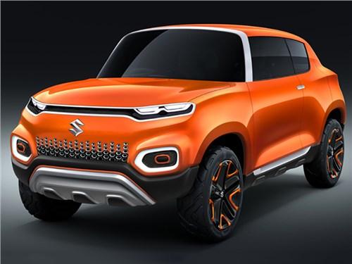 Новость про Suzuki - Suzuki Future S
