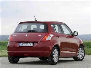 Долговечные игрушки (Nissan Micra, Toyota Yaris, Subaru Justy, Suzuki Swift) Swift -