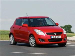 Долговечные игрушки (Nissan Micra, Toyota Yaris, Subaru Justy, Suzuki Swift) Swift