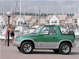Предпросмотр suzuki vitara convertible первого поколения