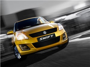 Suzuki Swift (хэтчбек 3-дв.)