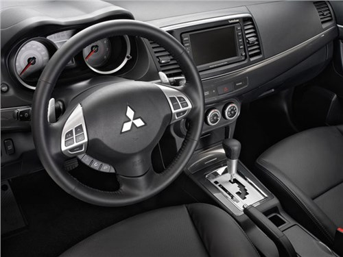 Новость про Mitsubishi Lancer - Mitsubishi Lancer