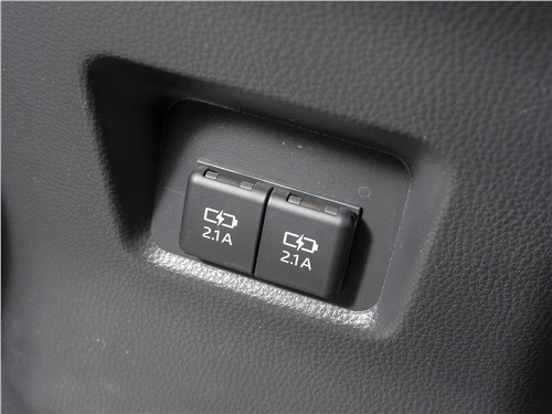 Toyota RAV4 2019 USB-А