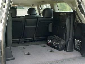 Предпросмотр toyota land cruiser 200 2012 багажное отделение