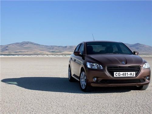 Peugeot прекращает продажи «301-ого» седана на российском рынке