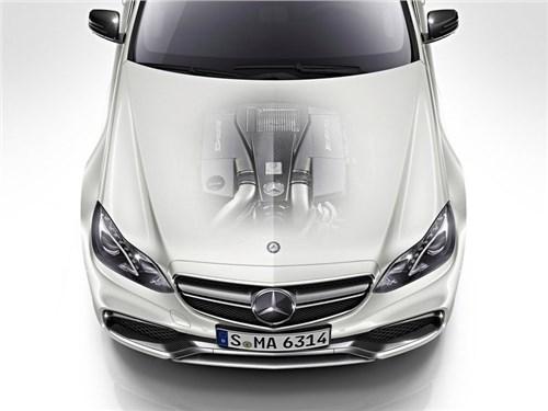 Новость про Mercedes-Benz E-Class AMG - В Mercedes-AMG поделились подробностями заряженной версии E-Class