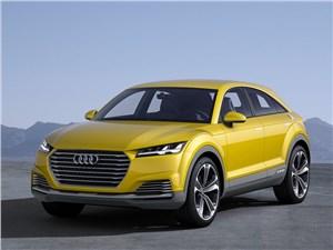 Audi TT Offroad (купе)