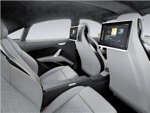 Предпросмотр audi tt offroad concept 2014 задние кресла