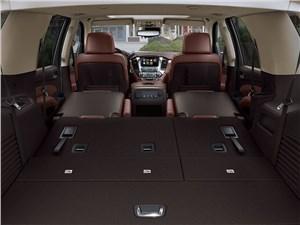 Chevrolet Tahoe 2014 багажное отделение