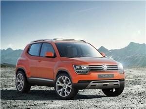Volkswagen Taigun concept 2014 вид спереди
