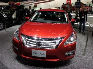 Nissan Teana <br />(седан 4-дв.)