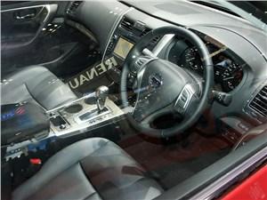 Nissan Teana - Nissan Teana 2014 водительское место