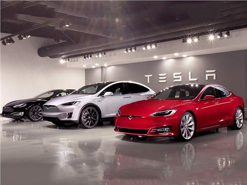 Новость про Tesla Motors Model S - Tesla