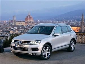 Новый Volkswagen Touareg - Volkswagen Touareg