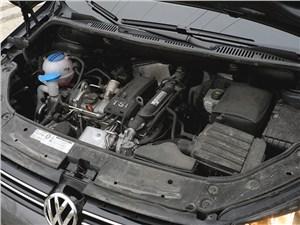Volkswagen Touran 2011 двигатель