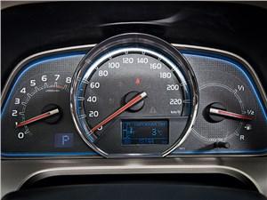 Toyota RAV4 2013 приборная панель