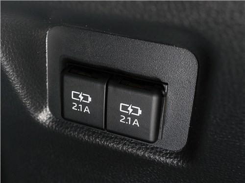 Toyota RAV4 2019 розетки