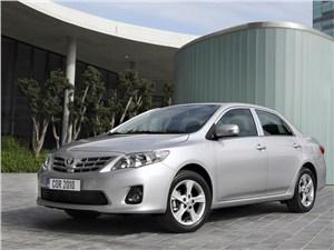 Популярный квартет (VW Golf IV, Оpel Astra, Toyota Corolla, Honda Civic) Corolla -