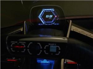 Предпросмотр toyota ft-1 concept 2014 приборная панель