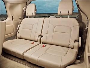 Toyota Land Cruiser 2012 задний диван