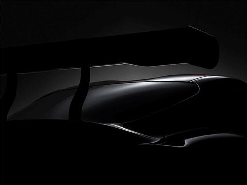 Toyota Supra: первое официальное изображение