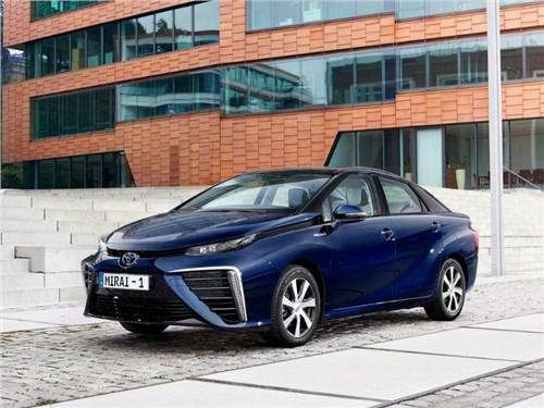 Новость про Toyota - Toyota объявила об отзыве абсолютно всех автомобилей Mirai