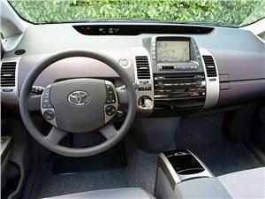 Предпросмотр toyota prius 2006 второе поколение автомобиля органы управления и приборы
