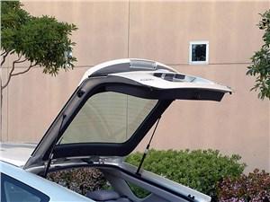 Предпросмотр toyota prius 2006 второе поколение автомобиля крышка багажника