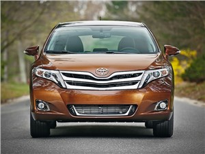 Toyota Venza 2013 вид спереди