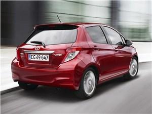 Долговечные игрушки (Nissan Micra, Toyota Yaris, Subaru Justy, Suzuki Swift) Yaris -