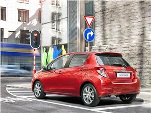 Больше, чем кажутся (Toyota Yaris, Nissan Micra, Mitsubishi Colt) Yaris -