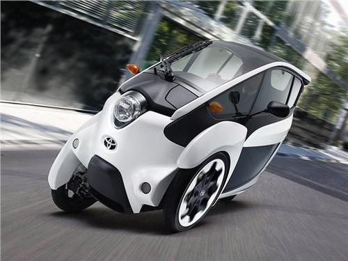 Как Toyota захватит рынок электромобилей