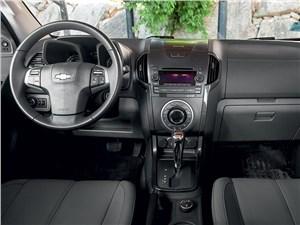 Chevrolet Trailblazer 2012 водительское место