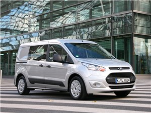Ford Transit Connect Kombi 2013 вид спереди