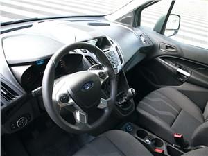 Предпросмотр ford transit connect kombi 2013 водительское место
