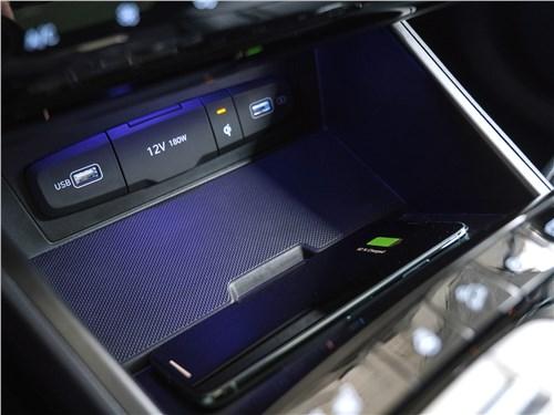 Hyundai Tucson (2021) ниша