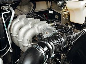 Двигатель с компонентами Bosch для UAZ