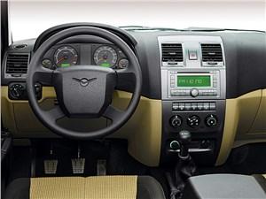 Предпросмотр uaz pickup 2013 водительское место