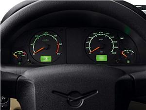 Предпросмотр uaz pickup 2013 приборная панель