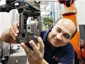 Bosch делает автокомпоненты уже более 110 лет
