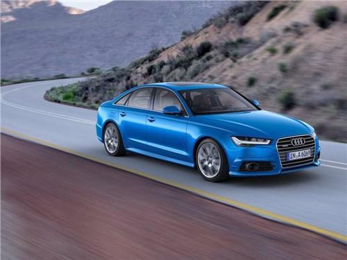 Новость про Audi - Audi показала рестайлинговые A6 и A7