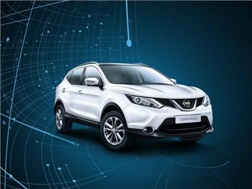 Новость про Nissan Qashqai - Nissan расширил список модификаций кроссовера Qashqai