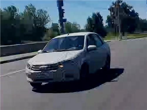 Новость про Lada Granta - Обновленная Lada Granta: новые снимки