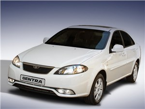 Daewoo Gentra (седан 4-дв.)