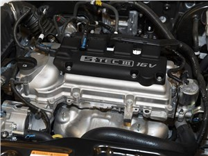 Предпросмотр daewoo gentra 2013 двигатель