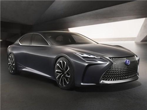 Lexus планирует расширить свою «зеленую» линейку